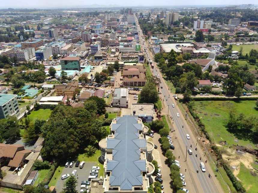 Eldoret City