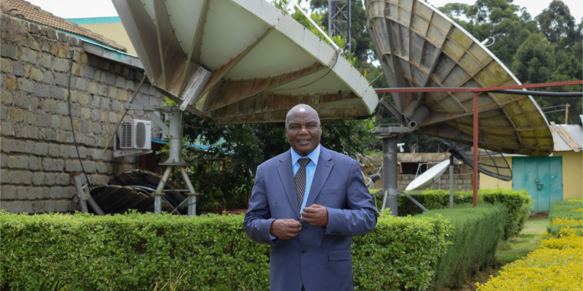 CEO & Broadcast Satellites