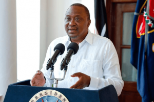 President Uhuru bans political gathering, extends curfew