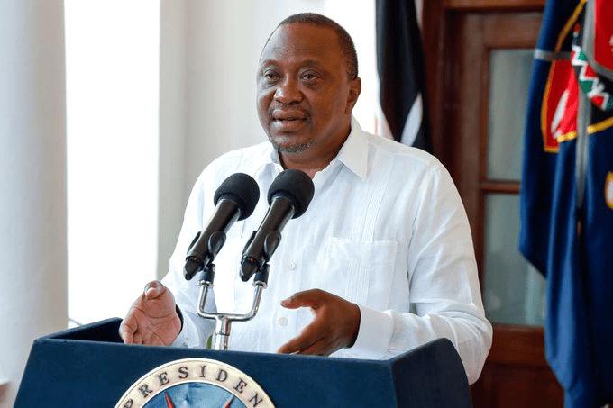 President Uhuru bans political gathering, extends curfew