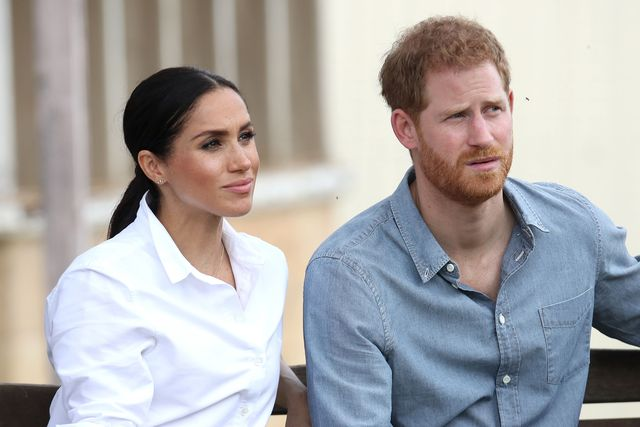 Prince Harry & Meghan accuse Royals of Racism
